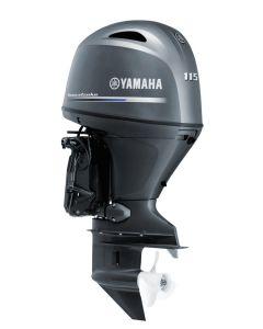 Yamaha F115 XB ( BETX-EFI ) Ausstellungsmotor Neu