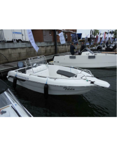 Vorführboot Neu Crescent 565 Mickey inkl. Yamaha F100FETL- EFI