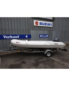Schlauchboot Ribeye TS400 OPEN inkl. Yamaha F20BEPS --GEBRAUCHT--