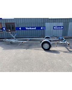 Bootstrailer Wick 1300kg +100km/h Gebrauchttrailer