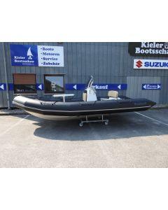 Schlauchboot Bombard Sunride 550 Ausstellungsboot Neu