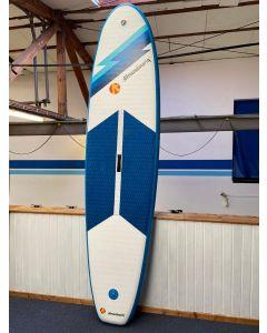 SUP Stand Up Paddel Board Allroundmarin Flash 330 blau/weiß TESTBOARD