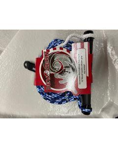Devocean Recreational Rope Wasserskihantel mit Leine Blau Neu