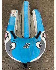 JOBE Tube Dolphi Trainer Kinder Blau AUSSTELLUNGSSTÜCK
