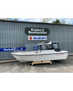 Sandström 565 CC Ausstellungsboot Neu Modell 2022