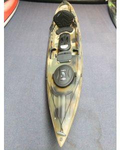 Ocean Kayak Trident 13 Angelkajak Vorführboot