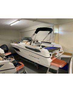 Motorboot Karnic SL 701 Neuboot mit super Sonderausstattung LAGERBOOT