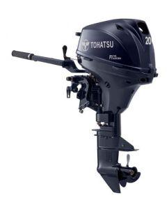 Tohatsu MFS20 EL Neumotor 2021