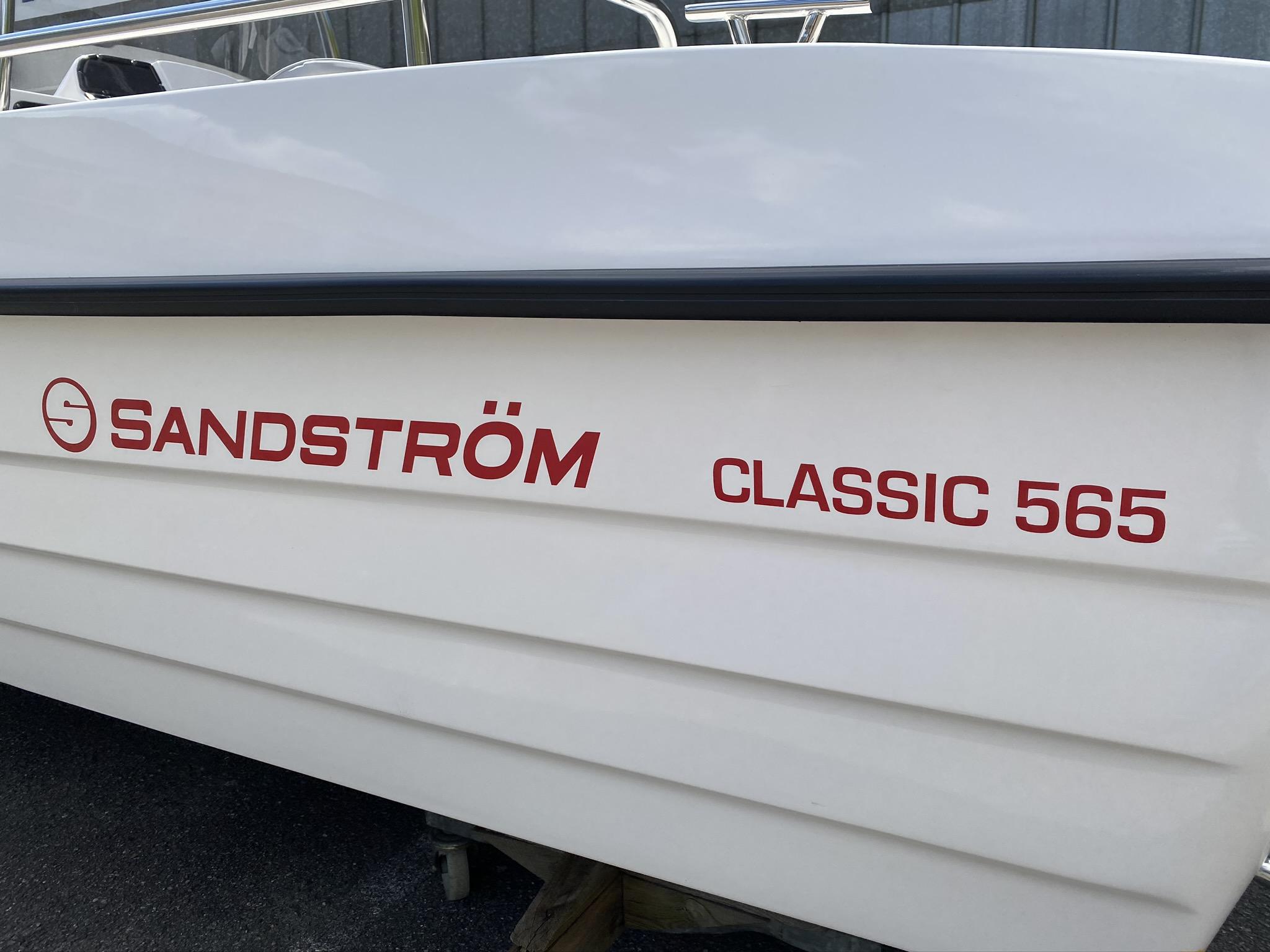Sandström Classic 565 im Test
